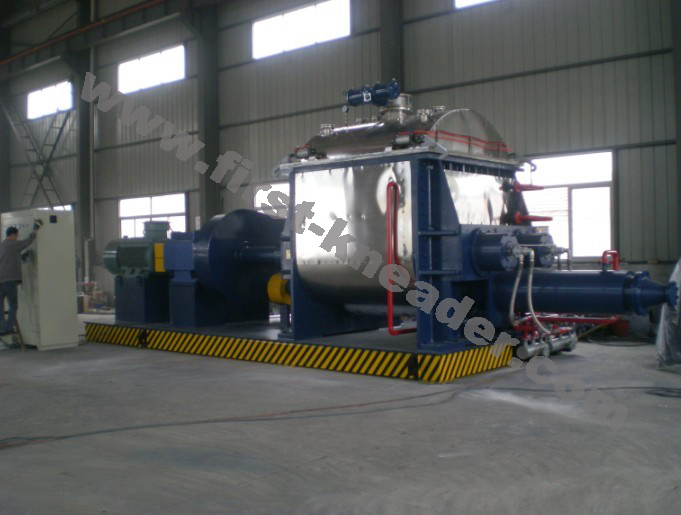 5000L kneader For butyl rubber